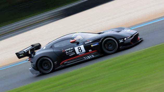 Dos Aston Martin Vulcan en Aston Martin Le Mans Racing Festival