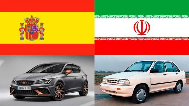 duelo mundial rusia futbol coches