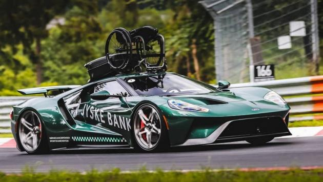 Jason Watt Ford GT