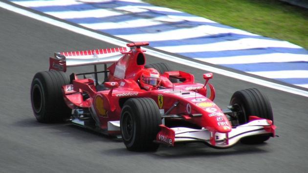 El Museo de Michael Schumacher en Colonia, Alemania