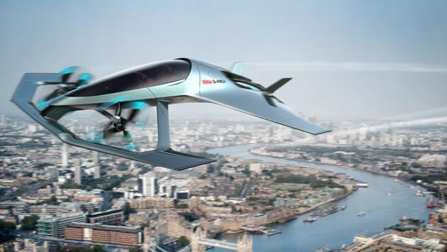 Aston Martin Volante Mision, el avión eléctrico y urbano