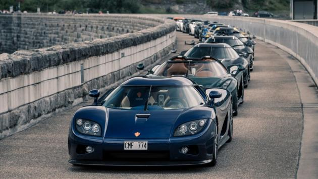 Koenigsegg Owners Tour