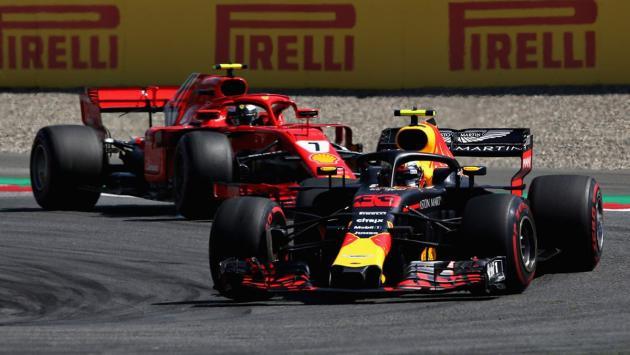 GP Austria F1 2018 Max Verstappen gana