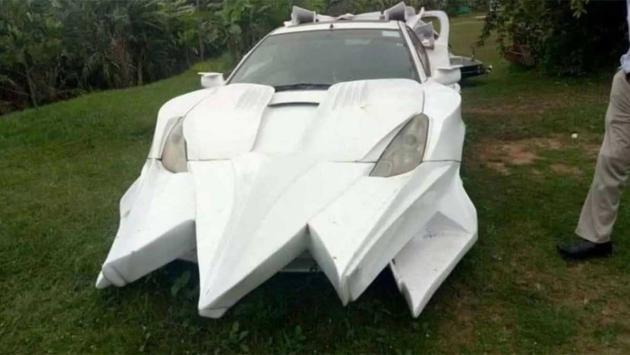 Toyota Celica Uganda