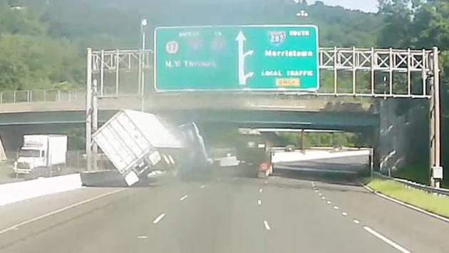 accidente de camión