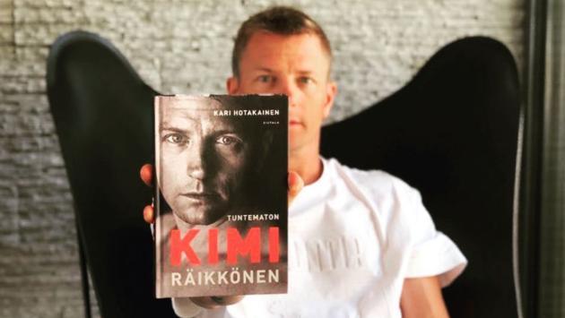 Biografía de Kimi Raikkonen