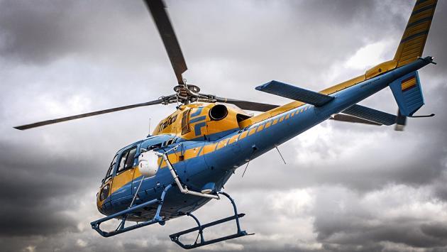 Helicóptero de la DGT