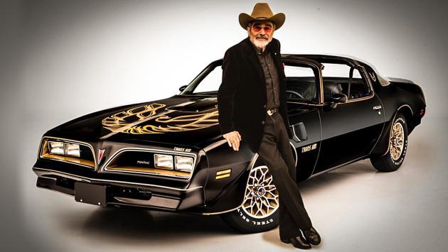 Los Pontiac TransAm de Burt Reynolds