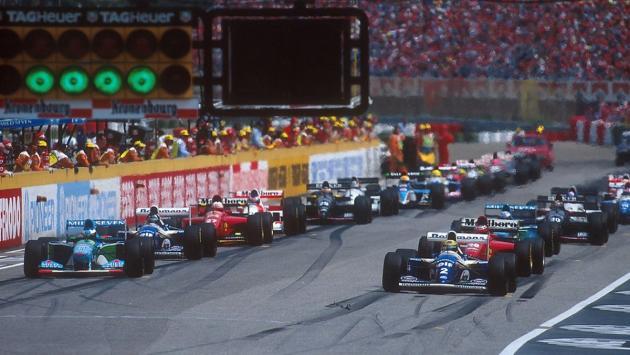 Por qué se llaman así los Grandes Premios de F1