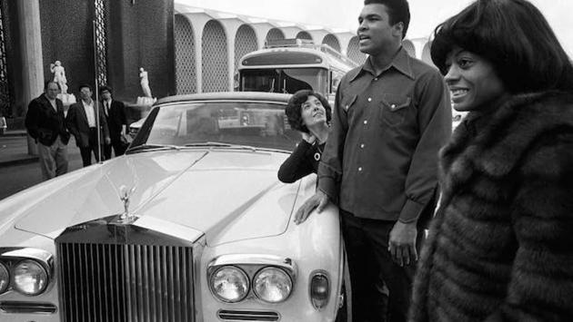 Rolls-Royce de Muhammad Ali