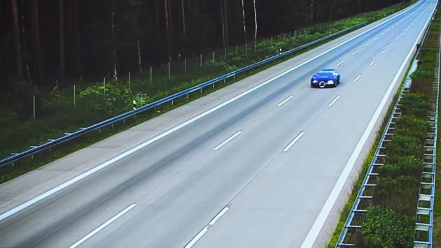 Récord Bugatti Veyron 400 km/h