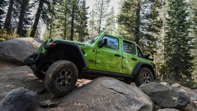 Jeep Wrangler 2018 Rubicon Trail (2)