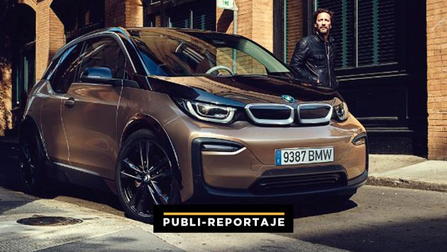 BMW I3 PARA TOP GEAR