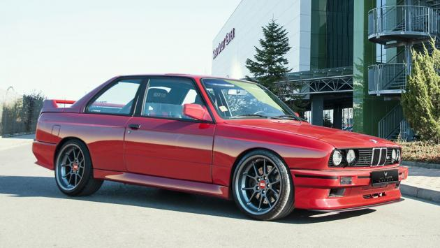 BMW M3 E30 by Vilner Garage