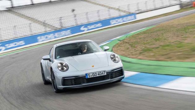 Porsche 911 992 Hockenheim
