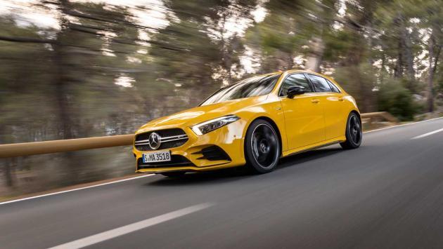 Prueba Mercedes-AMG A35 [TG]