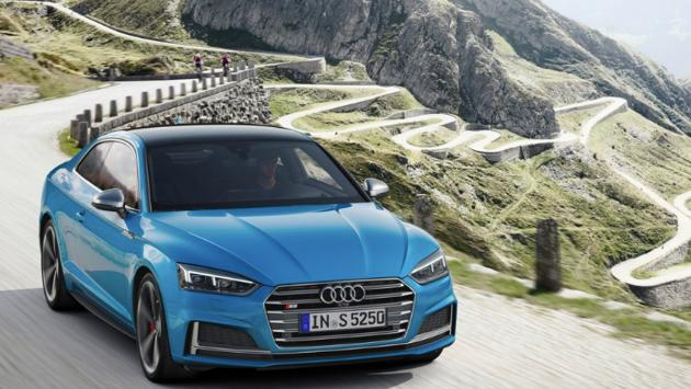 Audi S5 2019 diésel, dinámica