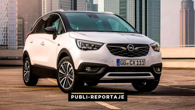 opel crossland top gear