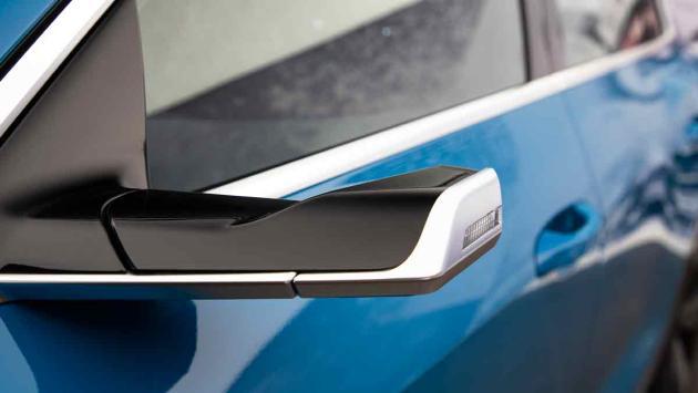 Audi e-tron retrovisores
