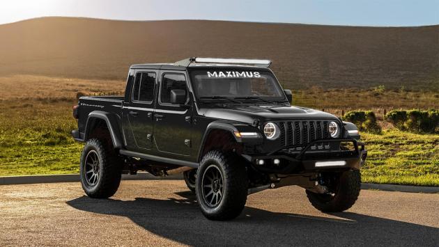 Jeep Gladiator Hennessey Performance