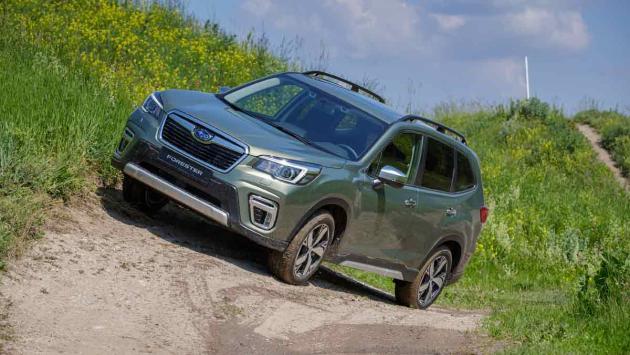 Nuevo Subaru Forester ECO-hybrid
