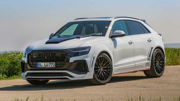 Audi Q8 de Lumma Design