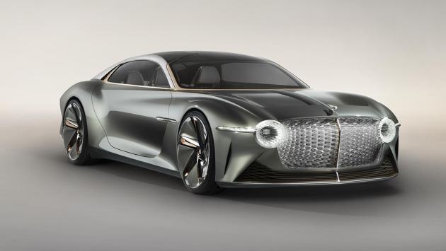 Bentley EXP 100