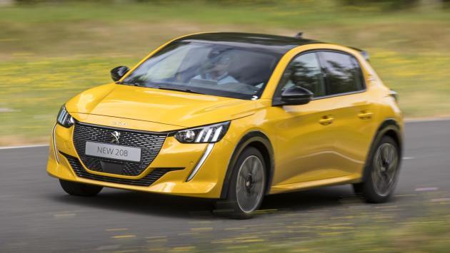 Nuevo Peugeot 208 - prueba