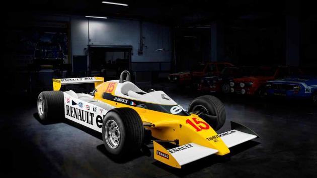 Renaut RS10 turbo