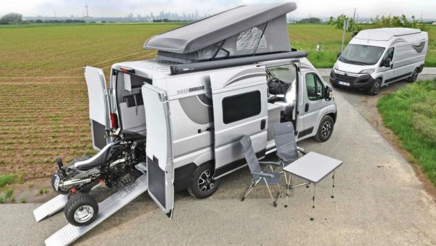 Citroën Jumper Biker Solution Multi