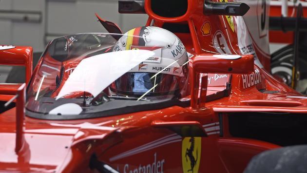 Parabrisas F1