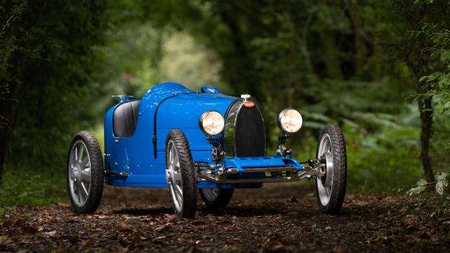 coche lujo miniatura juguete little car clasico type 35