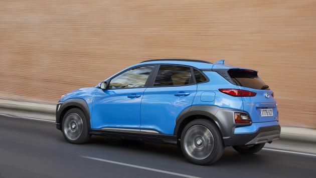 Nuevo Hyundai Kona Hybrid