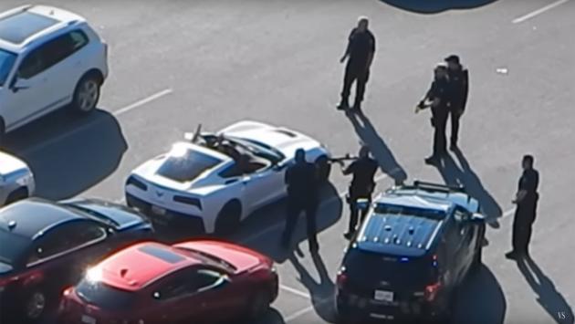 policia canada lujo