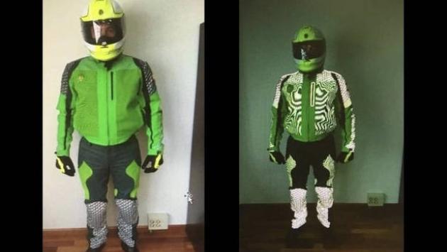 Los polémicos trajes de la Guardia Civil de Tráfico