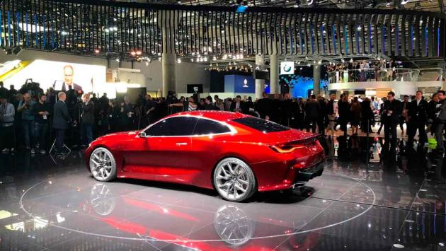 Salón de Frankfurt BMW