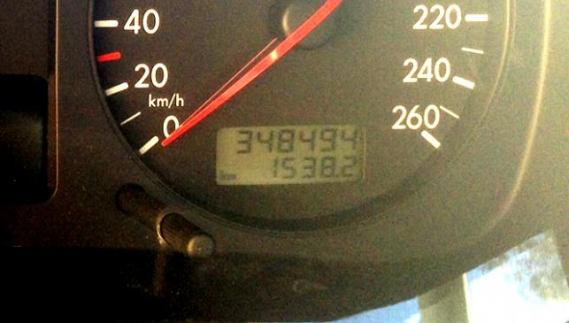 3 cosas de las que te das cuenta cuando pasas 300.000 km