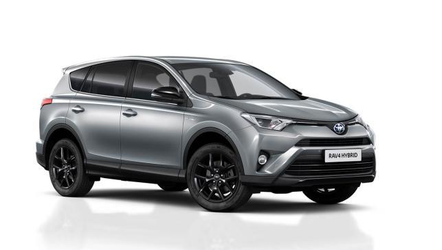 Toyota RAV4 2018 híbrido suv lujo