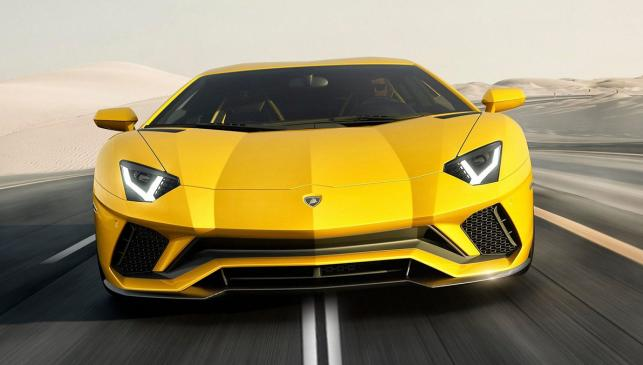Lamborghini se pasa al motor eléctrico