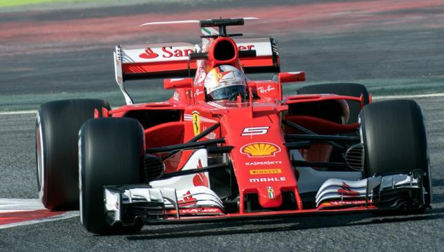 El Santander deja de ser el patrocinador de Ferrari