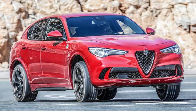 Alfa Romeo Stelvio Quadrifoglio Verde