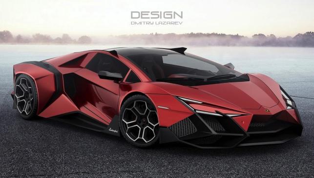 Lamborghini Forsennato O C 243 Mo Crear El Toro M 225 S Radical Topgear Es