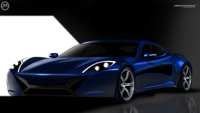 McLaren eléctrico