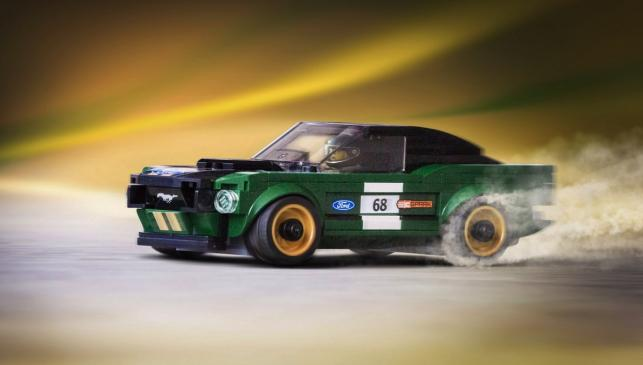 Ford Mustang 1968 Lego