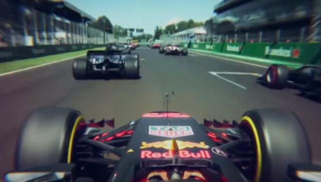 Anuncio GP Australia F1 2018