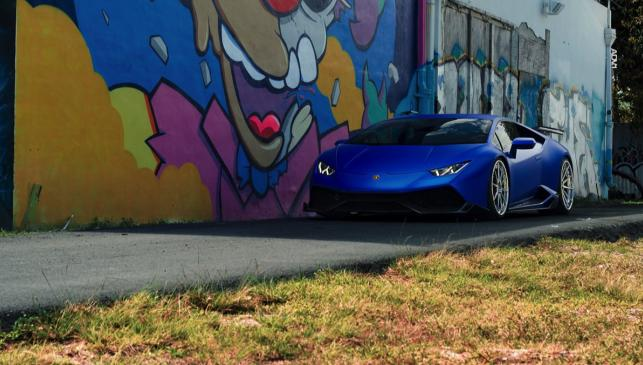 Lamborghini Huracán by 1016 Industries