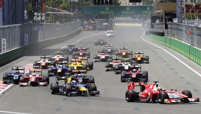 Baku Street Circuit F1