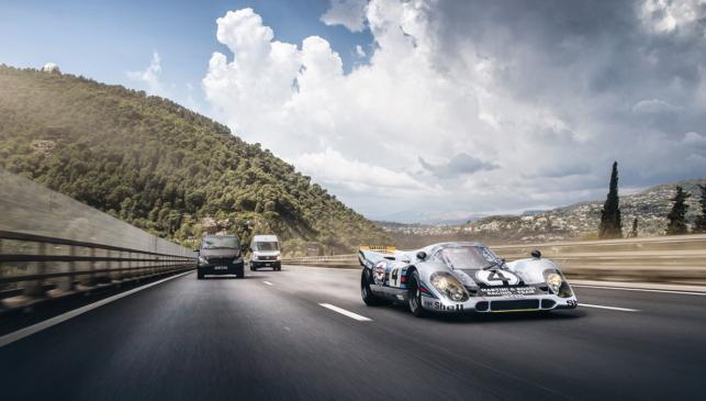 Porsche 917K en Mónaco