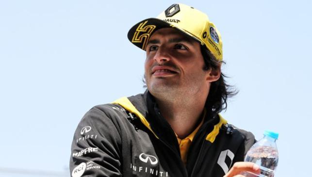 Fórmula 1: entrevista exclusiva de Top Gear para Carlos Sainz