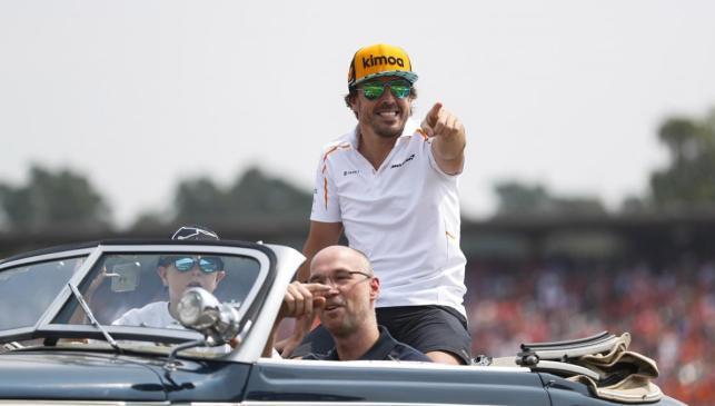 Alonso podría probar IndyCar en otoño